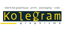 Logo KOLEGRAM Graphisme